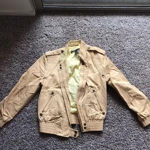 Beige Marc Jacobs jacket